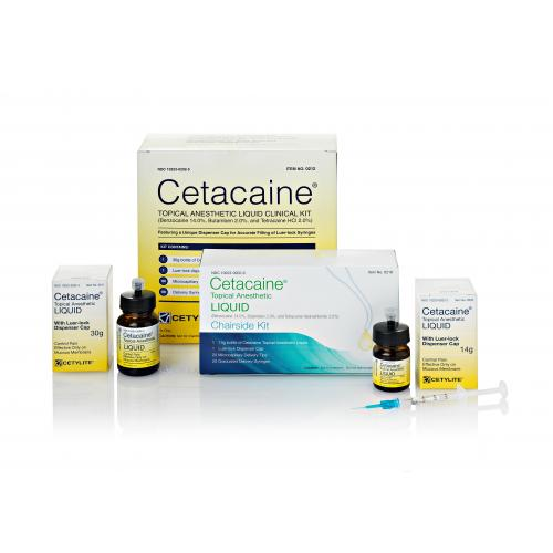 Cetacaine Topical Anesthetic Liquid