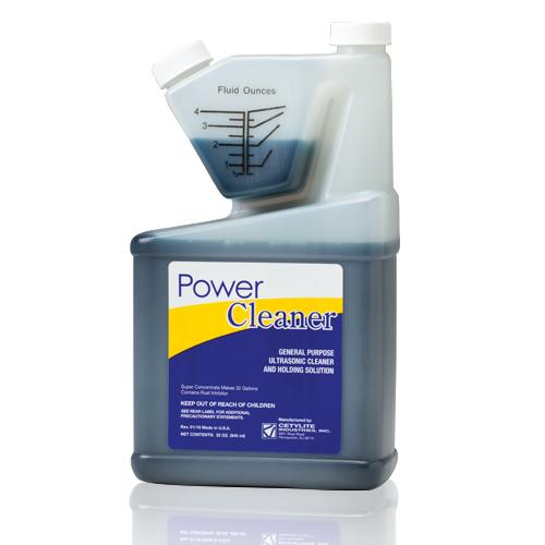 Ultrasonic Power Cleaner Concentrate - General Purpose Ultrasonic Cleaner with Powerful Rust Inhibitor
