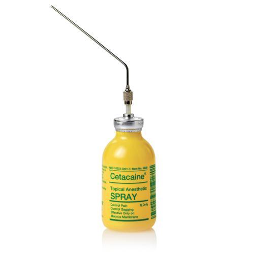 Cetacaine® Topical Anesthetic Spray